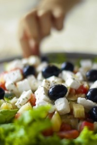 The Mediterranean Diet offers both healthy and appetizing food choices.