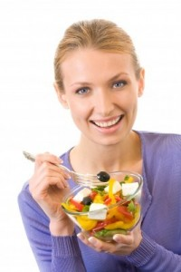 Eating a healthy diet, including antioxidants, will greatly benefit your weight loss efforts.